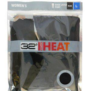 32 Degrees Women's Base Layer Pants